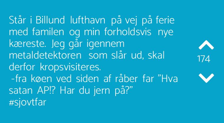 HVA STÅR AP FOR