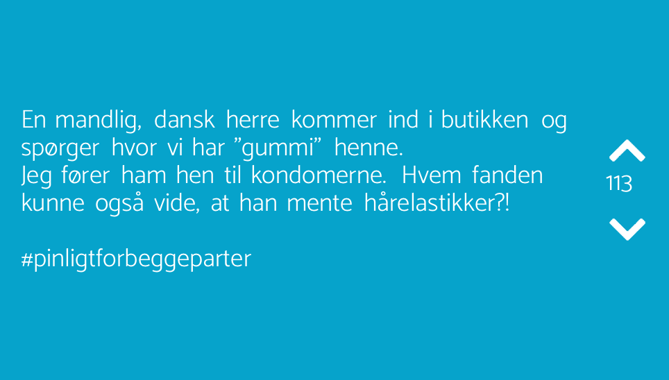 ubåds jokes dansk uden gummi