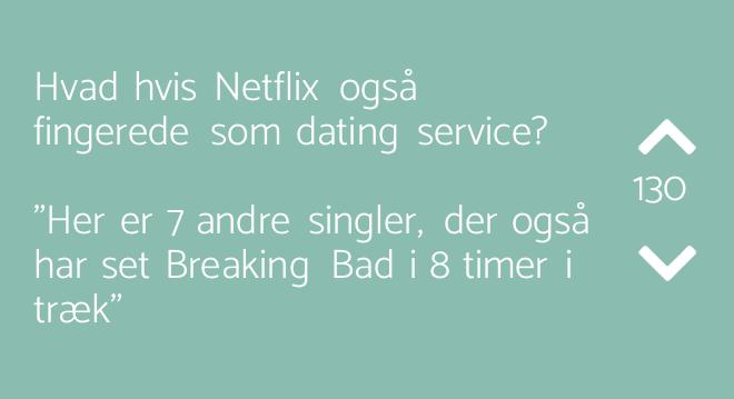 sjove online dating beskeder